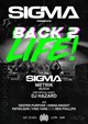 Sigma presents Back To Life !