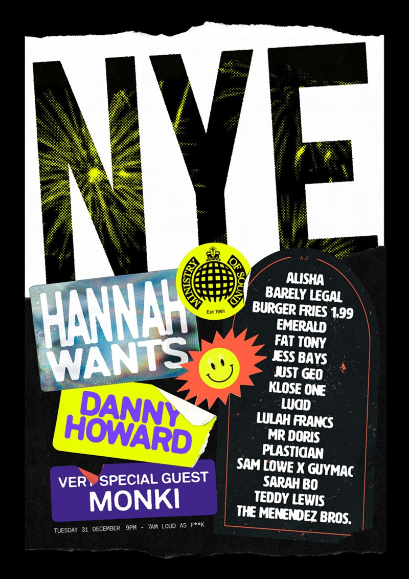 New Year's Eve: Hannah Wants